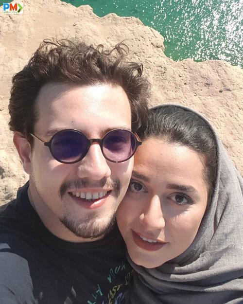 ازدواج و همسر امیر کاظمی