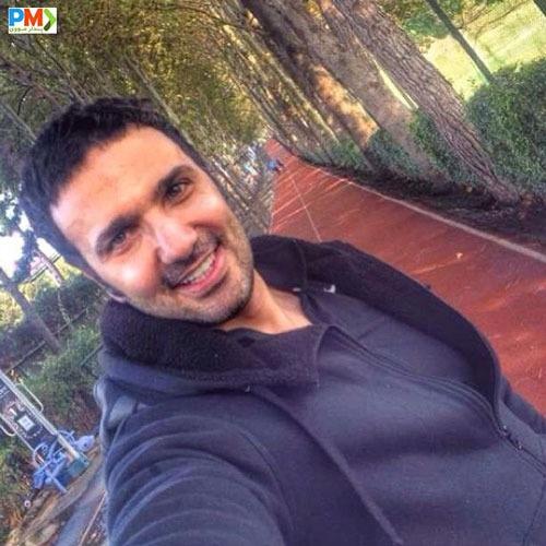 محمدرضا فروتن بازیگر نقش اخگر در سریال مانکن