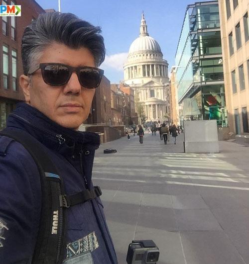 بیوگرافی شهرام پوراسد و همسرش + زندگی شخصی و اینستاگرام