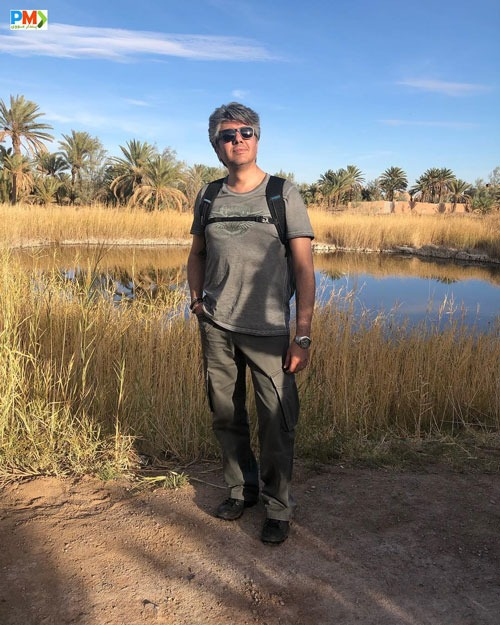 بیوگرافی شهرام پوراسد