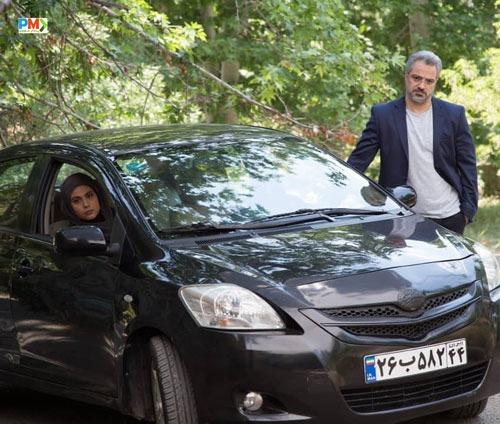 مرضیه موسوی بازیگر نقش آرزو در سریال از سرگذشت