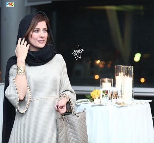 سارا بهرامی بازیگر نقش رها در سریال کرگدن