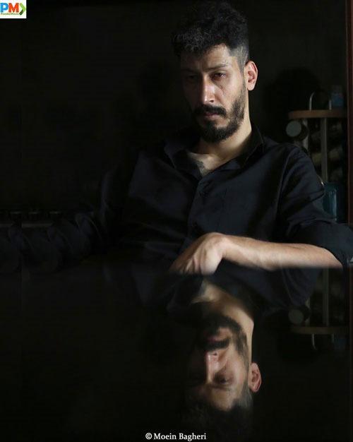 بهرام افشاری بازیگر نقش فاراب در سریال دل
