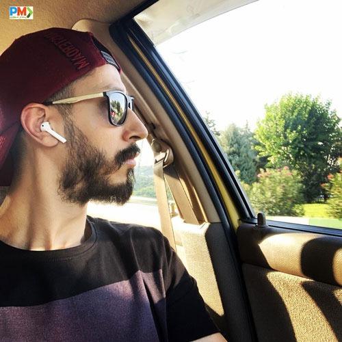 بهرام افشاری بازیگر