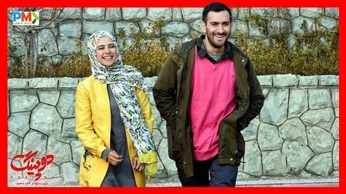 نیما شعبان نژاد و الناز حبیبی در سریال دوپینگ
