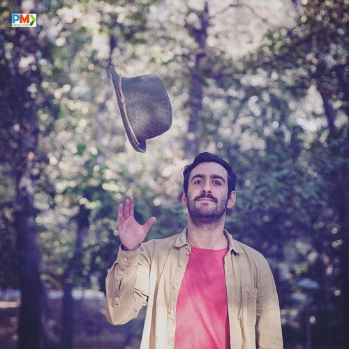 نیما شعبان نژاد بازیگر نقش کامران در سریال دوپینگ
