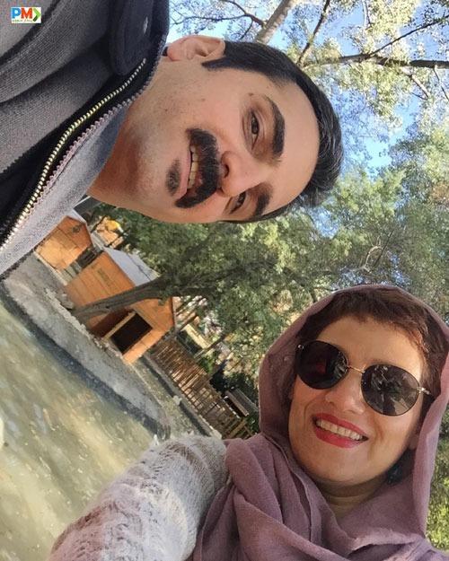 ازدواج و همسر شبنم مقدمی