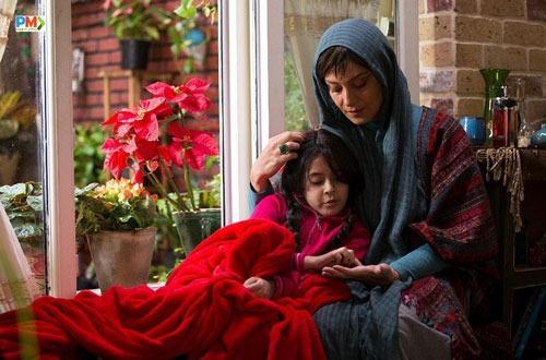 شبنم مقدمی در فیلم سینمایی خداحافظ دختر شیرازی