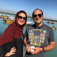 بیوگرافی شبنم مقدمی و همسرش + عکس ها و تصاویر + اینستاگرام
