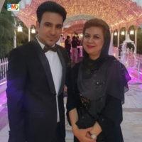 بیوگرافی شاهین صمدپور و همسرش + عکس ها و تصاویر + اینستاگرام