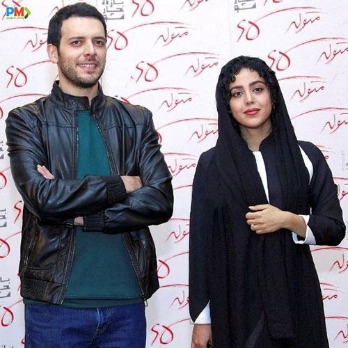 ازدواج و همسر پدرام شریفی