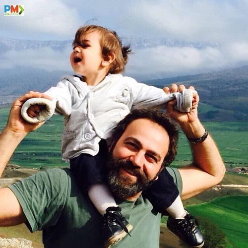 آرش مجیدی بازیگر نقش یحیی در سریال سرباز
