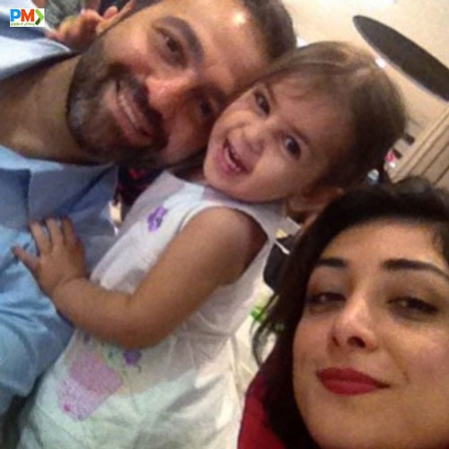 ازدواج و همسر آرش مجیدی