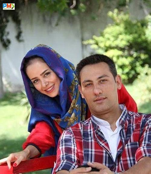 ازدواج و همسر الناز حبیبی