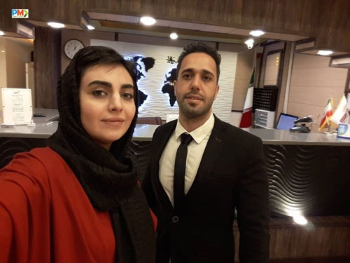 ازدواج و همسر مهشید جوادی