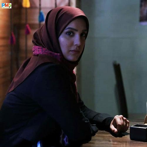 مهشید جوادی در سریال بچه مهندس 3