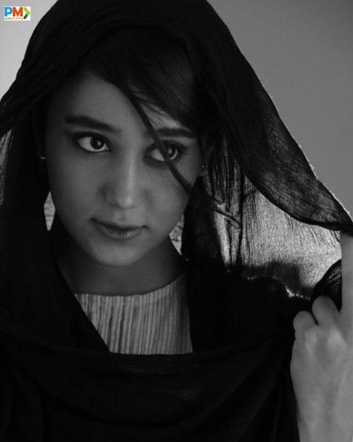 ساقی حاجی پور بازیگر نقش هدیه در هم گناه