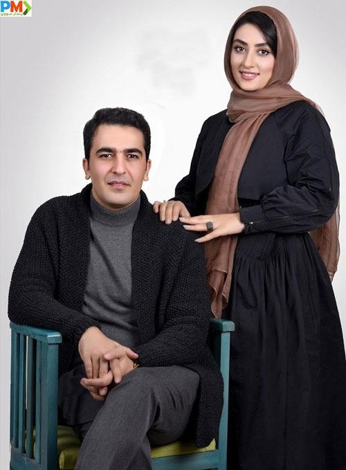 عکس ها و تصاویر همسر الهام طهموری