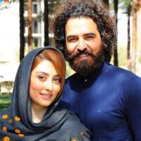 بیوگرافی الهام طهموری و همسرش + عکس ها و تصاویر + اینستاگرام