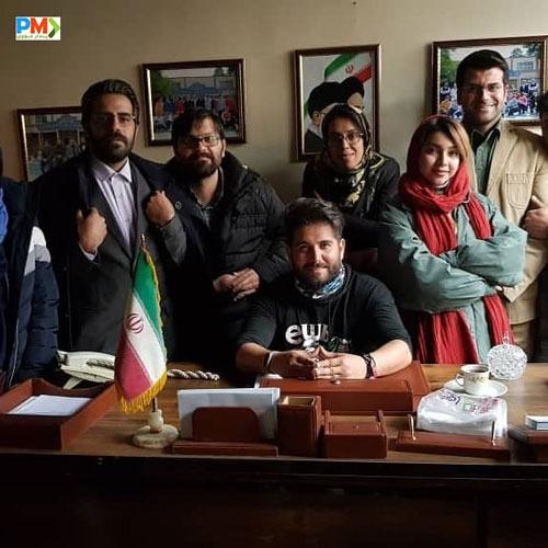 اینستاگرام محمود خسرومنش