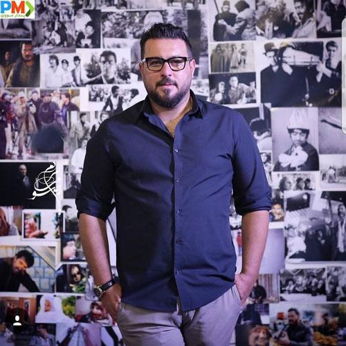 محسن کیایی بازیگر نقش آرمان در سریال هم گناه