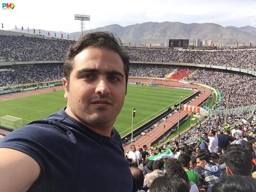 بیوگرافی سعید کریمی