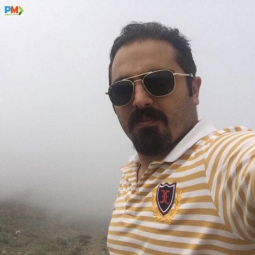 شروع فعالیت هنری سعید کریمی