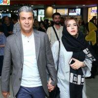 بیوگرافی آریا عظیمی نژاد و همسرش + زندگی شخصی و اینستاگرام