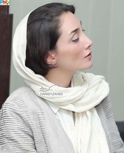 شروع فعالیت هنری هدیه تهرانی