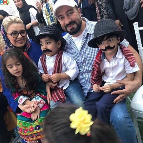 ازدواج و همسر مجید صالحی