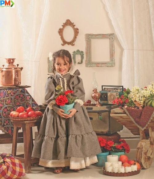 عکس دختر مجید صالحی