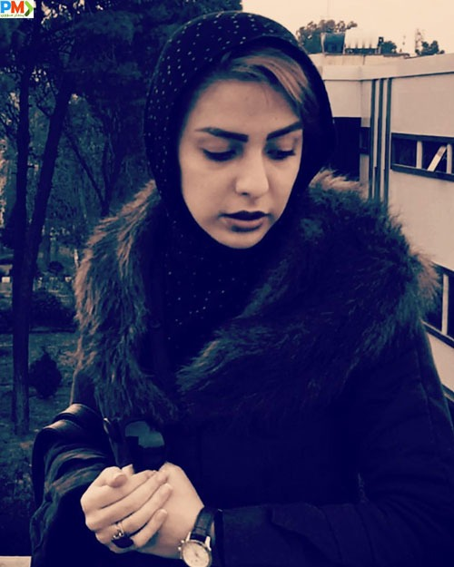 مریم سردشتی بازیگر نقش مهتاب در سریال پرگار
