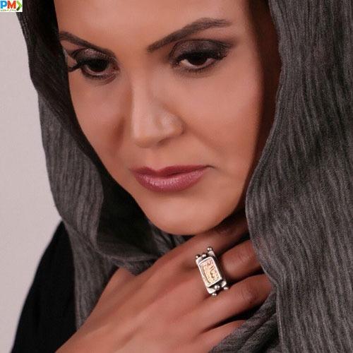 سامیه لک بازیگر سریال آقازاده