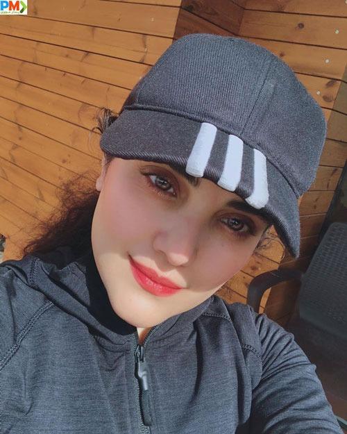 صبا سهیلی خواهر سینا مهراد