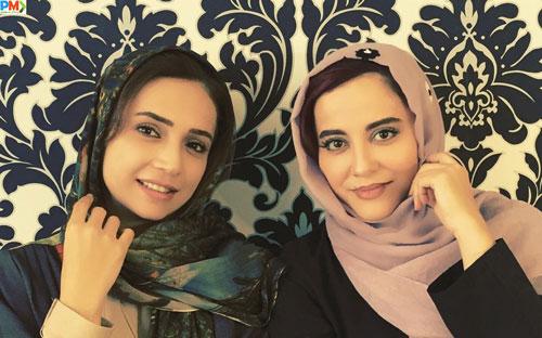 بیوگرافی آشا محرابی و همسرش + عکس ها و تصاویر + اینستاگرام و زندگی شخصی