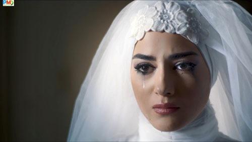 پردیس پورعابدینی بازیگر نقش راضیه در سریال اقازاده