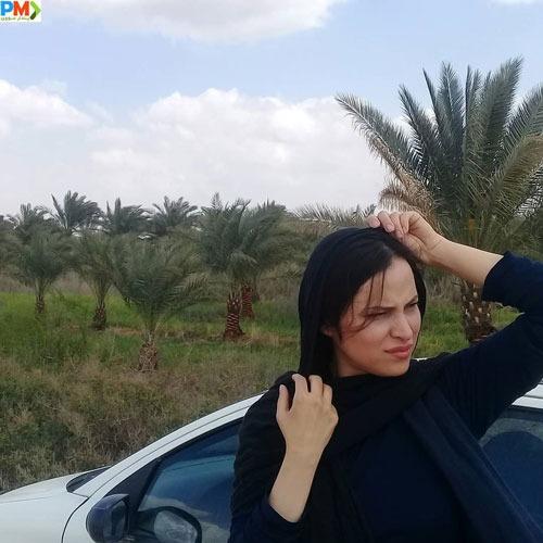شیرین اسماعیلی بازیگر نقش لیدا در همگناه