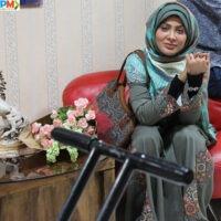 بیوگرافی زهرا جهرمی بازیگر نقش مینا در سریال موچین + زندگی شخصی و اینستاگرام