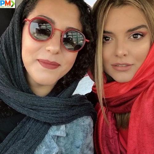 دنیا مدنی و خواهرش درنا