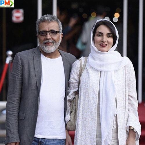 ازدواج و همسر مرجان شیرمحمدی