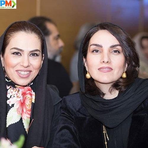 مرجان شیرمحمدی بازیگر نقش فروغ در سریال زمین گرم