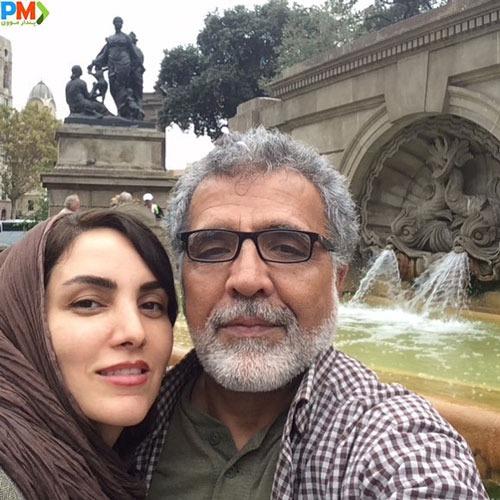 پیج ایسنتاگرام مرجان شیرمحمدی