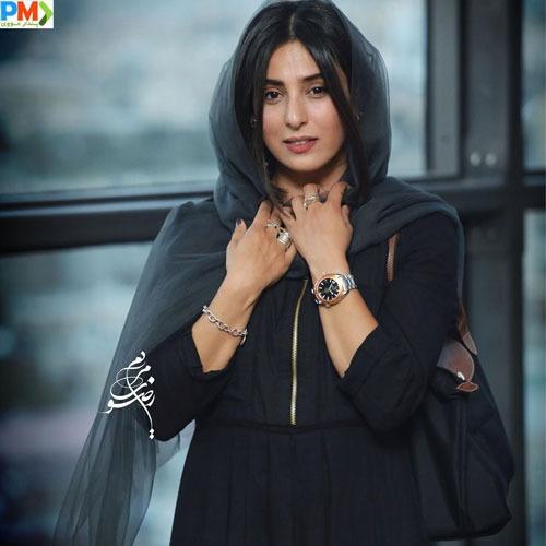 بیوگرافی آناهیتا افشار