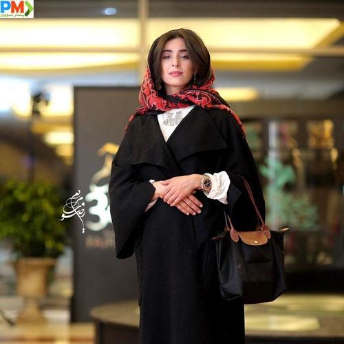 آناهیتا افشار و دکتر ایمان طاهری