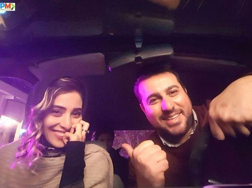 آناهیتا افشار و محسن کیایی