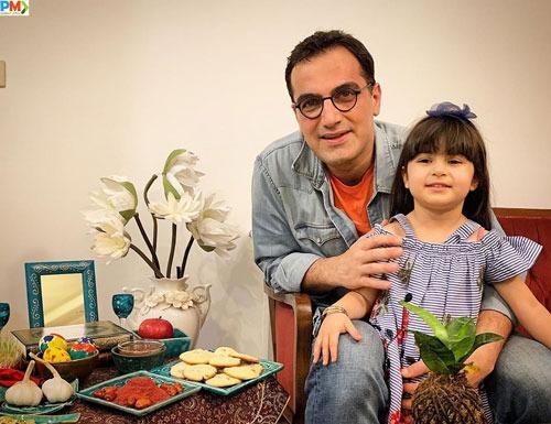 بیوگرافی کوروش سلیمانی و همسرش