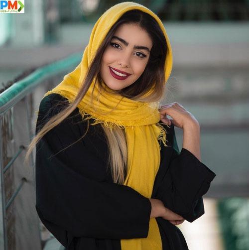 بیوگرافی مهدیس توکلی بازیگر نقش مینو افشار در سریال از سرنوشت + اینستاگرام