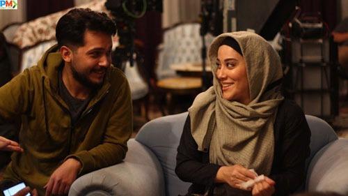 مهرزاد جعفری بازیگر نقش نیما در سریال شرم