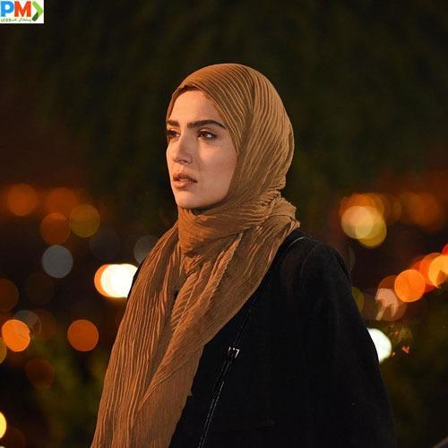 مونا کرمی بازیگر نقش آرزو در فصل سوم از سرنوشت