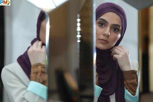 بیوگرافی روژین رحیمی طهرانی بازیگر سریال خانه امن